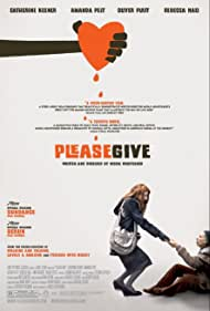 Please Give - Cu placere - 2010