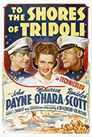 Poster To the Shores of Tripoli