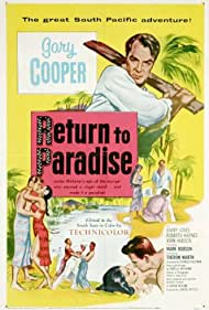 Return to Paradise, 1953