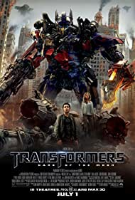 Transformers: Dark of the Moon - Transformers: Dark of the Moon - 2011