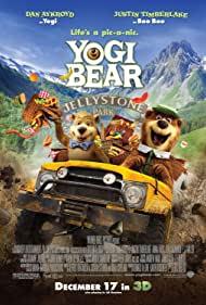 Poster Yogi Bear 3D