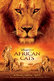 Poster African Cats: Kingdom of Courage