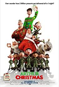 Poster Arthur Christmas