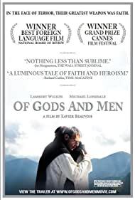 Poster Des hommes et des dieux