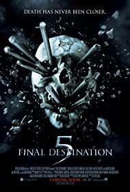 Poster Final Destination 5