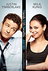 Poster Friends with Benefits