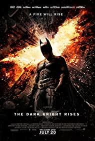 Poster The Dark Knight Rises