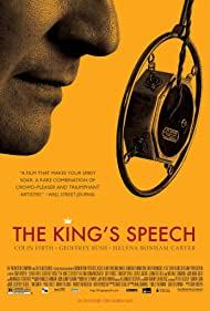Poster The King's Speech