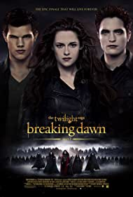 Poster The Twilight Saga: Breaking Dawn - Part 2
