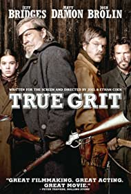 Poster True Grit