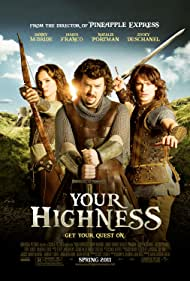 Your Highness, 2011
