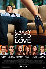 Poster Crazy, Stupid, Love.
