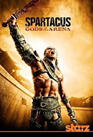 Poster Spartacus: Gods of the Arena
