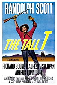Poster The Tall T