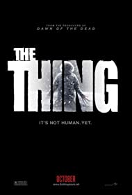 The Thing - Creatura - 2011