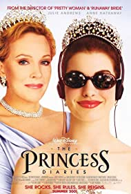 Poster The Princess Diaries