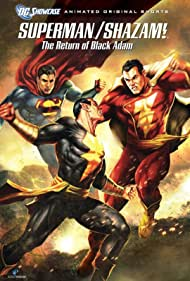 DC Showcase: Superman/Shazam!: The Return of Black Adam, 2010