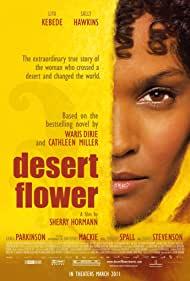 Poster Desert Flower