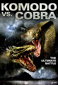 Poster Komodo vs. Cobra