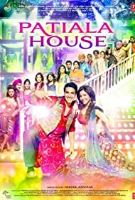 Poster Patiala House