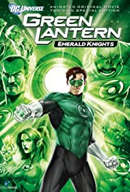 Green Lantern: Emerald Knights, 2011