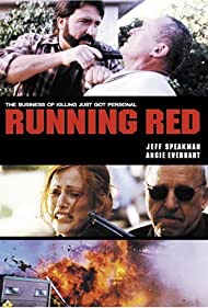 Poster Running Red