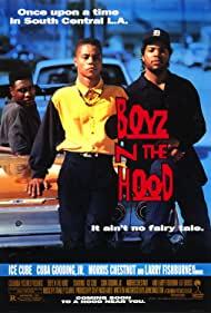 Poster Boyz n the Hood