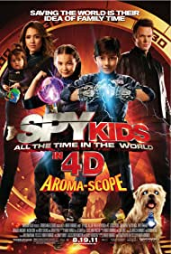 Spy Kids: All the Time in the World in 4D - Copiii spioni: Tot timpul din lume - 2011