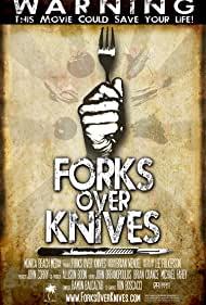 Poster Forks Over Knives