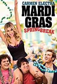 Poster Mardi Gras: Spring Break