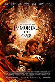 Immortals - Immortals - 2011