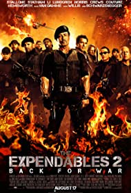 The Expendables 2 - Eroi de sacrificiu 2 - 2012