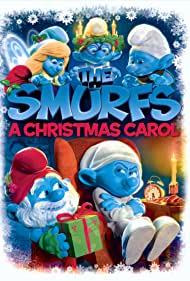 Poster The Smurfs: A Christmas Carol