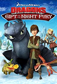 Poster Dragons: Gift of the Night Fury