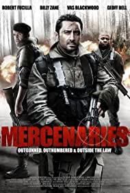 Poster Mercenaries