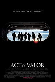 Poster Act of Valor