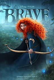 Poster Brave