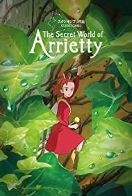 Poster Kari-gurashi no Arietti