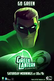 Green Lantern: The Animated Series, 2011