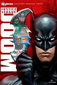 Poster Justice League: Doom