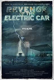 Poster Revenge of the Electric Car