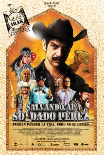 Poster Salvando al Soldado Pérez