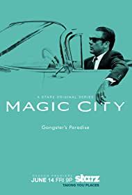 Poster Magic City