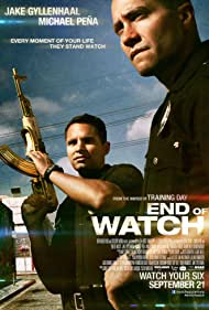 Poster End of Watch