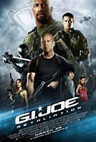 Poster G.I. Joe: Retaliation