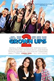 Poster Grown Ups 2