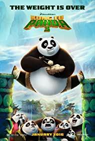 Poster Kung Fu Panda 3