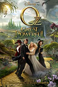 Oz: The Great and Powerful, 2013