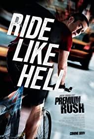 Poster Premium Rush