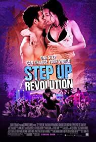 Poster Step Up Revolution